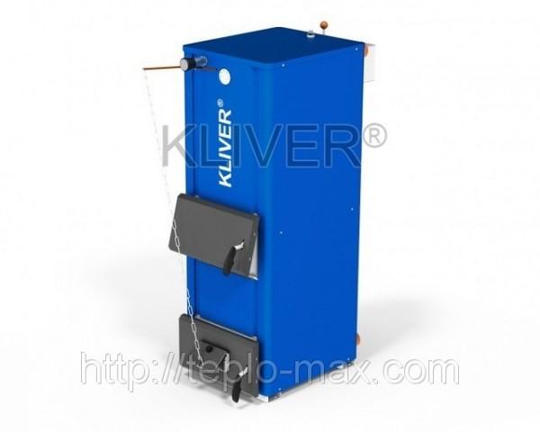 Твердотопливный котел Кливер 30 кВт (KLIVER-30)