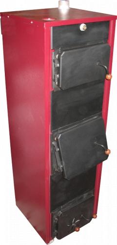 Твердотопливный котел КЛИВЕР - КОТГВ-30Б* Мощность котла 30 кВт. Отапливаемая площадь до 300 м2.