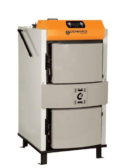 Твердотопливный котел, пиролизный, (CHICHEWICZ) SIGMA 30 kW, в наличии