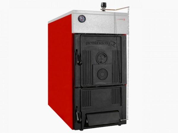 Твердотопливный котел PROTHERM Бобер 20 DLO - 18,0/19,0 кВт (дрова/уголь) с чугунным теплообменником.