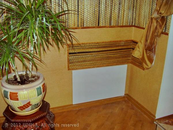 Тёплая панель УДЭН-500, UDEN-S универсал
