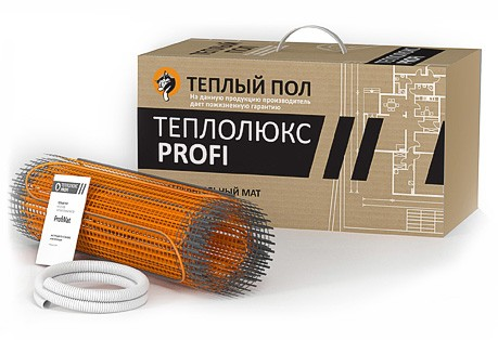 Тёплый пол Теплолюкс ProfiMat 160-10,0 160Вт/м2