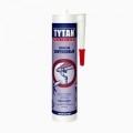 TYTAN INDASTRY С 14 Силикон кислотный (безцв. , бел. , черн. ) для остекления 600 мл