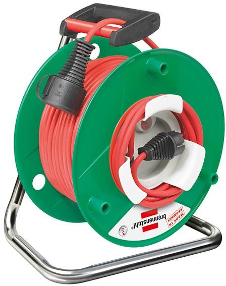 Удлинитель на катушке с защитой от воды IP 44 1184820