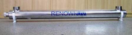 УФ -обеззараживатель воды RE-UV2-LM22, 22 галл/мин