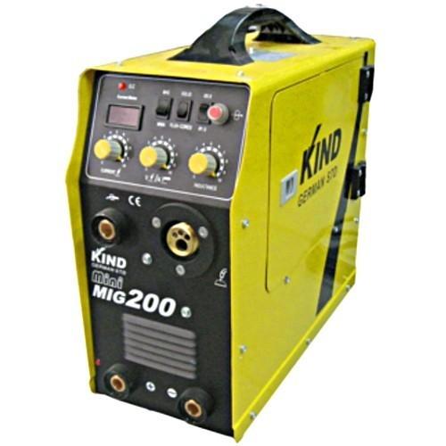Углекислотный полуавтомат KIND MIG-200 mini