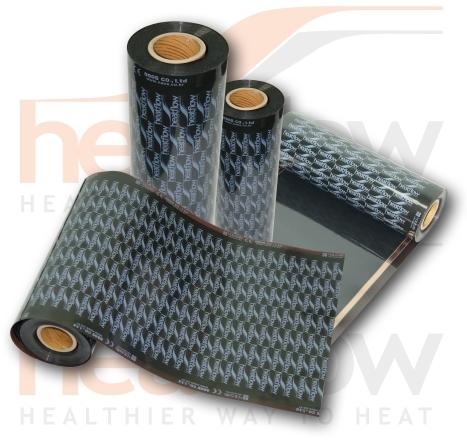 Углеродно-волоконная нагревательная пленка сплошного типа