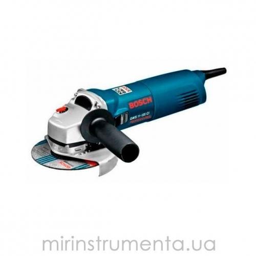 Угловая шлифмашина Bosch GWS 12-125 CI (0601793002)