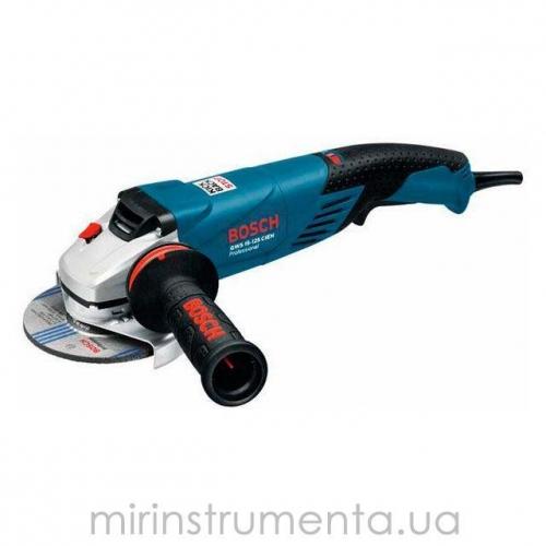 Угловая шлифмашинка Bosch GWS 15-125 CIE (0601796002)