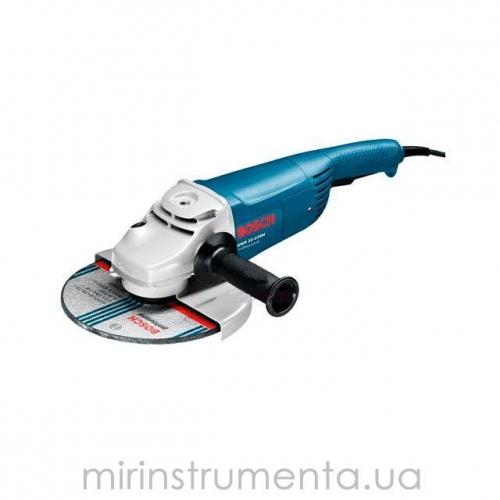 Угловая шлифмашинка Bosch GWS 24-230 H (0601884103)