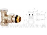 Фото  1 Угловой обратный клапан с прямым подключением (1/2) Firat 2022954