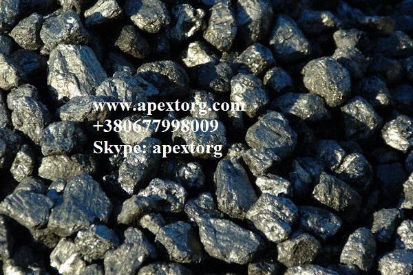 Уголь орех, Уголь кулак, Уголь плита, Уголь мелкий
