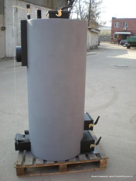 Угольный котел длительного горения «Энергия ТТ 6-15 кВт»