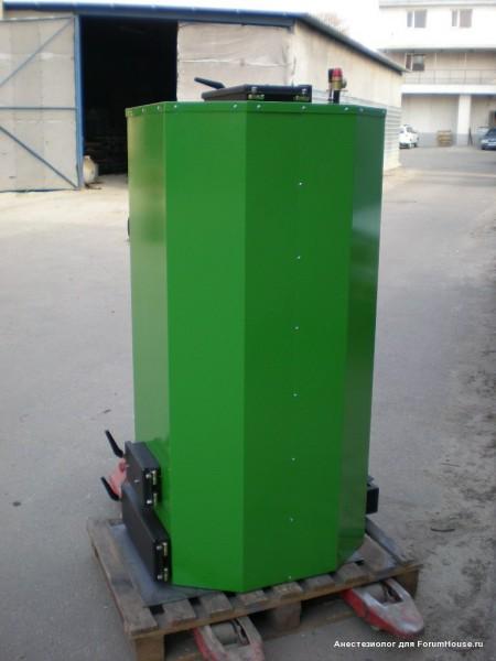 Угольный котел длительного горения Энергия ТТ 6 — 25 кВт