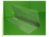 Фото  1 Уголок алюминиевый перфорированный с армирующей сеткой 1811337