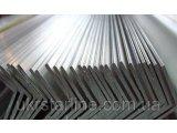 Фото  1 Уголок алюминевый разносторонний 100х20х2,5 мм 6м АД31Т5 с покрытием и без покрытия 2186962