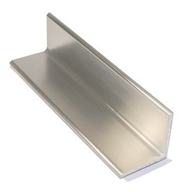 Уголок алюминиевый 100х100х8,0мм АД31 Т5