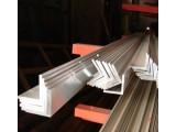 Уголок алюминиевый 40х40х2мм. АД31 Т. Анод. без ан, длиной 3-4м. В любом количестве.