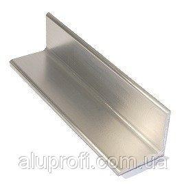 Фото  1 Куточок алюмінієвий 40х40х3мм АД31Т, 6063АН 1880811