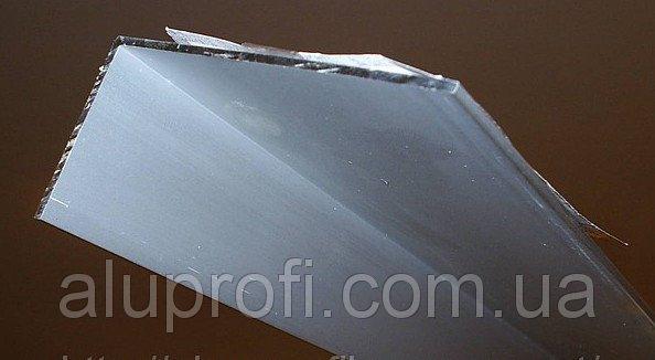 Фото  1 Уголок алюминиевый 80х40х5мм АД31 1859753