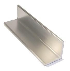 Уголок алюминиевый 80х80х8,0мм АД31 Т5