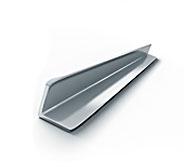 Уголок алюминиевый Д-16, АМг, АМц, АД31,12х12-100х100мм