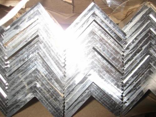 Уголок алюминиевый Д16, АМг, АМц, АД31; 12х12 - 100х100мм