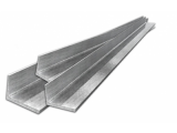 Фото  1 Куточок сталевий нерівнополичний 45х28 мм 2074006