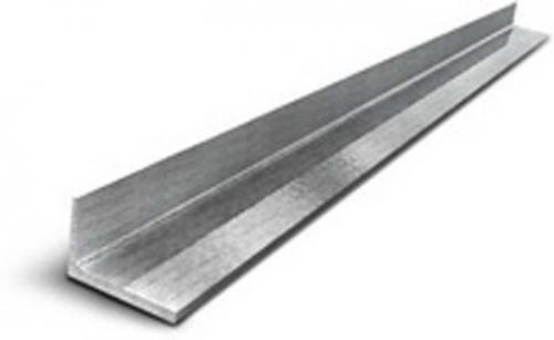 Уголок стальной равнополочный в ассортименте