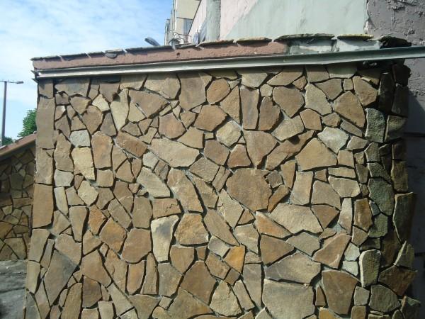Укладка декоративного камня и плитки