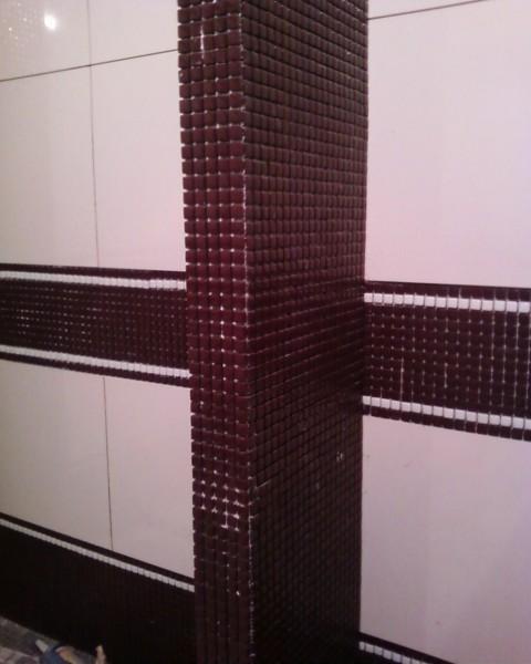 Укладка плитки, мозаики