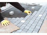 Фото  1 Влаштування покриття з тротуарної та дорожної плитки, плит 930279