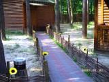 УКРАИНСКИЙ -ТЫН для садовых дорожек