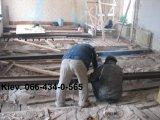 Усиление деревянных балок перекрытия. Киев