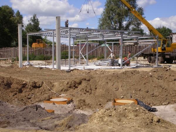 Улаштування фундамента, цегляної кладки, перекриття і дахів. Будівництво під ключ! Є ліцензія!