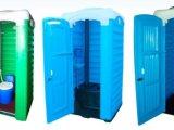 Уличные кабины: биотуалеты, туалеты, душевые, дачные, садовые