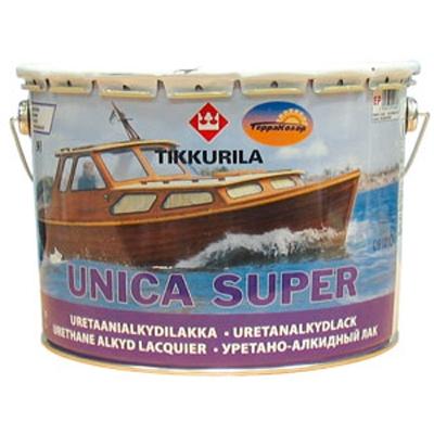 Уника Супер уретано-алкидный лак Уретано-алкидный лак UNICA SUPER быстрого высыхания.
