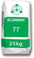 Универсальная шпаклевка для внешних и внутренних работ Scanmix TT