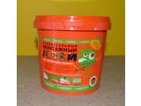 Универсальный монтажный клей на акриловой основе Сумасшедшая липучка Lacrysil (3 кг) для изделий из пенопласта