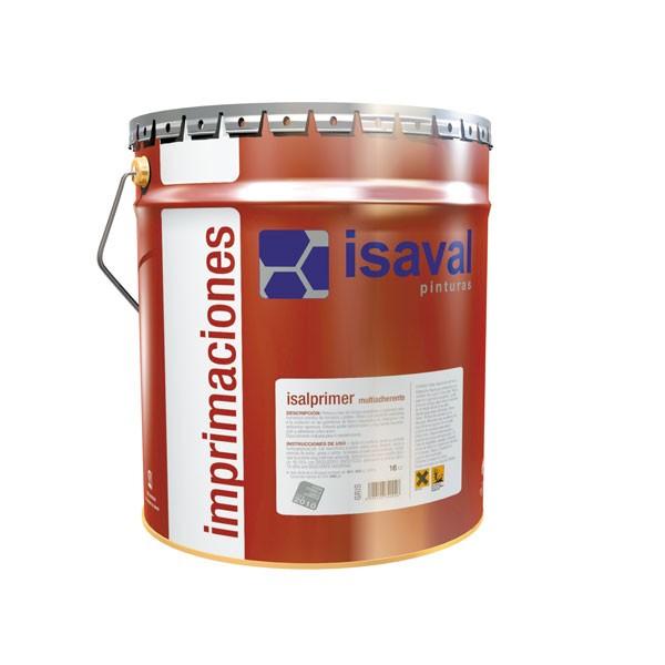 Универсальный противокоррозионный грунт для покраски железа, алюминия, оцинковки, меди и т. д. Изалпраймер 4л до 48 м2