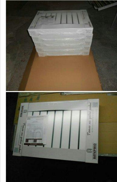 Фото 3 Продам биметаллический радиатор АЛТЕРМО-7 500*96 (Полтава) 327250