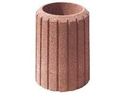 Фото 1 Урна бетонная круглая 600х450мм 334771