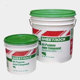 USG Sheetrock (Шитрок) 25 кг готовая шпатлевка