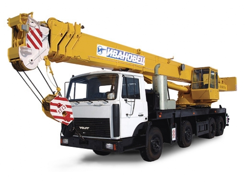 Услуги автокранов от 10 до 50 тн, высота подъема до 35 метров. Ф/оплаты любая.