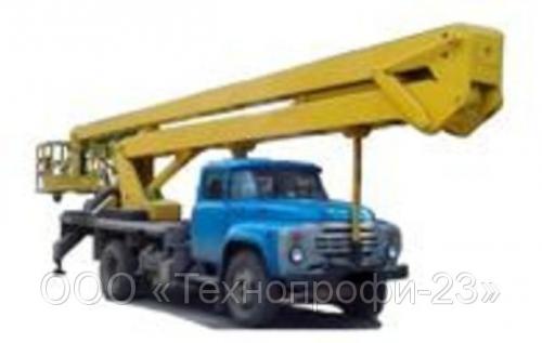 Услуги автовышек: - автовышка локтевая – АГП 22 м. ; - автовышка телескопическая -17м. ;
