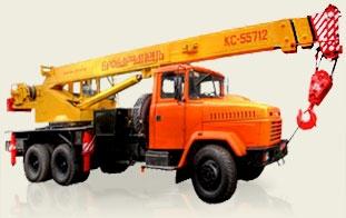 Услуги по аренде Автокранов 25 тонн вылет стрелы 22 метра. Работаем по Киеву и Киевской области.