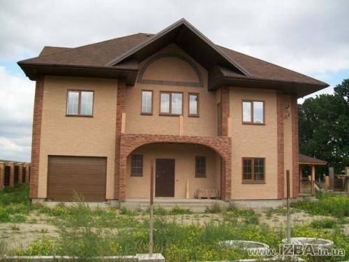 Услуги по малоэтажному строительству (кирпич, блок). Возможность просмотра построенных домов.