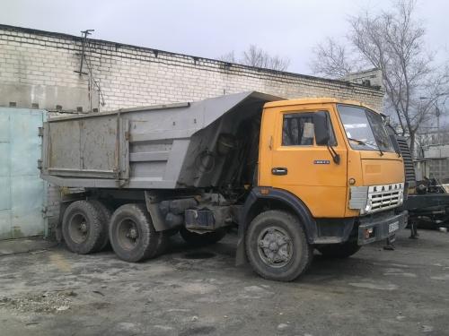 Услуги Самосвала Камаз 5511