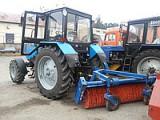 Аренда и услуги трактора с навесным оборудованием