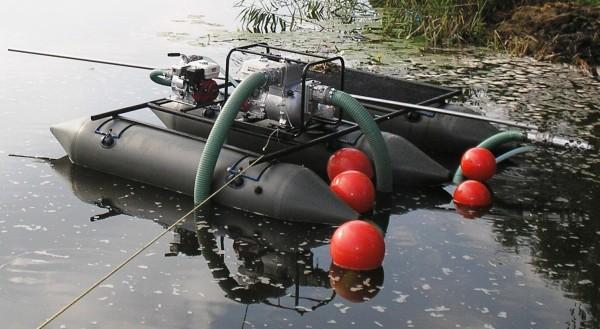 Услуги земснаряда и драглайна, очистка и углубление озер, рек, каналов, болота, озеленение участков, благоустройство